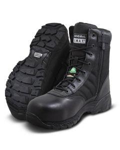 """Original SWAT 2272 Classic 9"""" Waterproof Composite Side Zip Safety"""