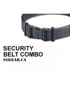 security duty belt combo