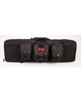 """BLACK BEAR GEAR, 42"""" double sided Rifle bag with shoulder straps"""