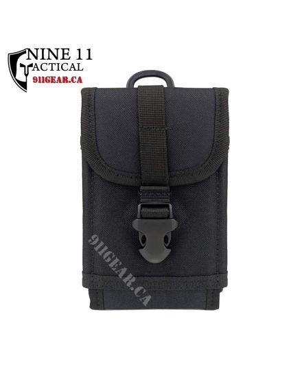 911 Tactical M.O.L.L.E Duty Bag / Duty Belt Cell Phone Pouch