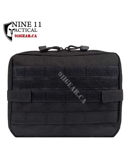 911 Tactical Admin Molle Pouch