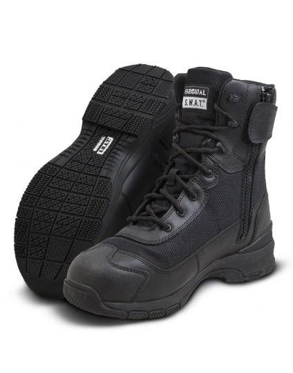 "Original SWAT 165231 H.A.W.K 9"" Side Zip - Size 11.5 CLEARANCE"