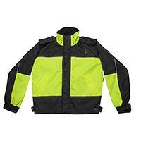 3 Season Duty Jacket Hi Viz Yellow and black - X LARGE