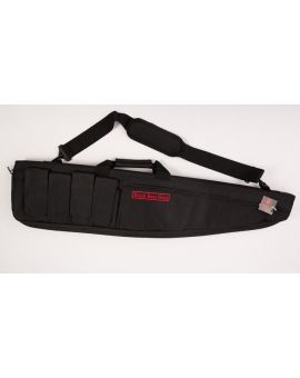 BLACK BEAR GEAR,padded carry rifle gun case for smaller firearms