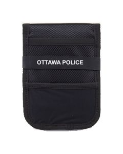 Silicone Note Page Bands (Singles) - OTTAWA POLICE