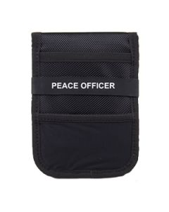 Silicone Note Page Bands (Singles) - PEACE OFFICER