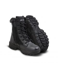 "Breach 2.0 Waterproof 8"" Side Zip Boots"