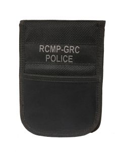 Patrol Notebook Cover with I.D Holder - RCMP-GRC Printed