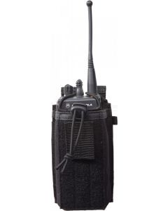 911gear.ca Universal Radio Holder Duty Belt & Molle Compatible)