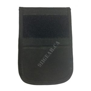 5th Gen. Patrol Notebook Cover with I.D Holder