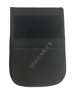 5th Gen. Patrol Notebook Cover with I.D Holder - NO PRINT