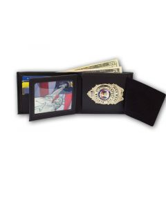 Perfect Fit Leather Bifold Wallet #107