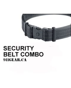 security duty belt combo