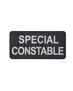 Special Constable I.D Bar (12.5 cm x 6 cm)