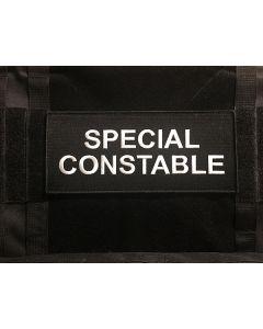 "SPECIAL CONSTABLE Patch 9"" x 4"" - Non Reflective"