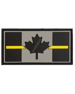 911GEAR.CA Thin Yellow Line Patch