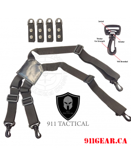 911gear.ca 4th Gen Regular Suspenders