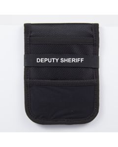Silicone Note Page Bands (Singles) - DEPUTY SHERIFF