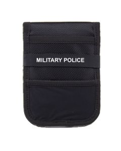 Silicone Note Page Bands (Singles) - MILITARY POLICE