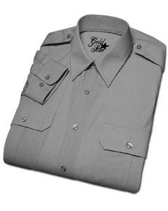 Goldstar Grey Long Sleeve - Medium