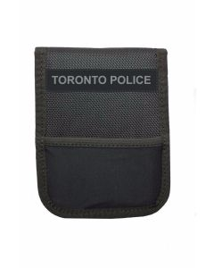 Patrol Notebook Cover with I.D Holder - PRINTED
