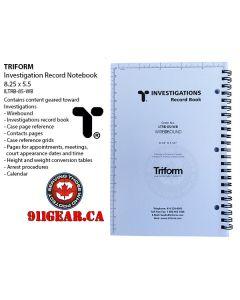 Triform Investigation Notebook