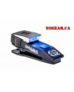 QuiqLiteX Blue/White LED (USB Rechargeable) 20 up to 75 Lumens