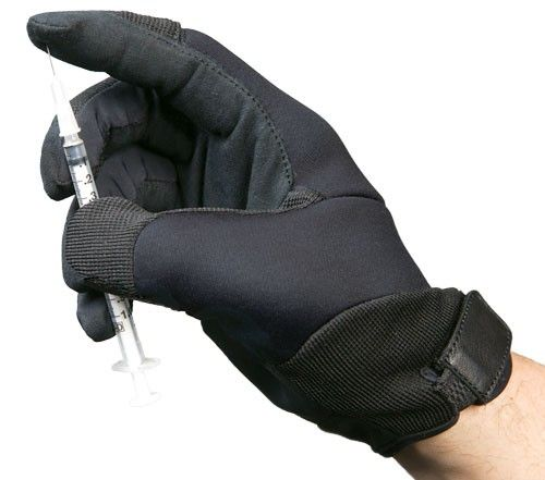 Available at 911gear.ca TurtleSkin Alpha Gloves are great for Law Enforcement Police Corrections Security Hostel Workers