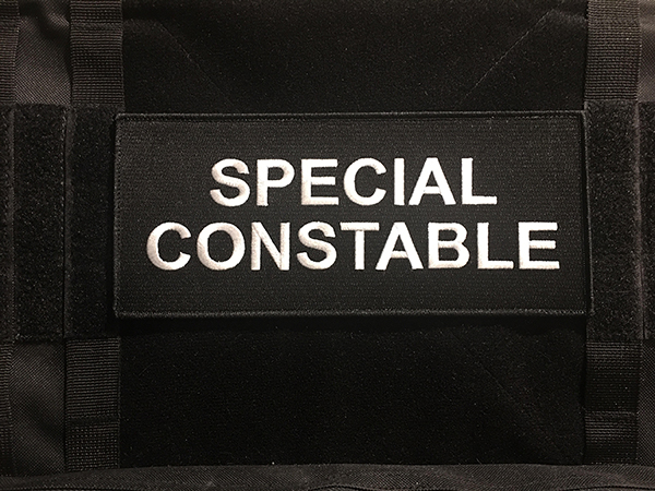 special constable patch