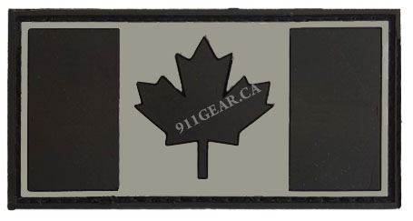 Canadian Subdued PVC Patch