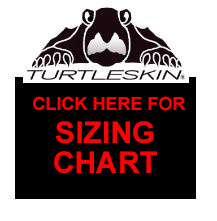 Turtleskin Size Chart