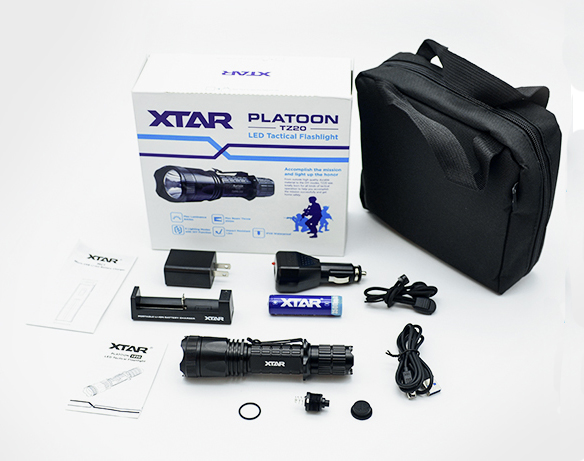 XTAR TZ20 Flashlight
