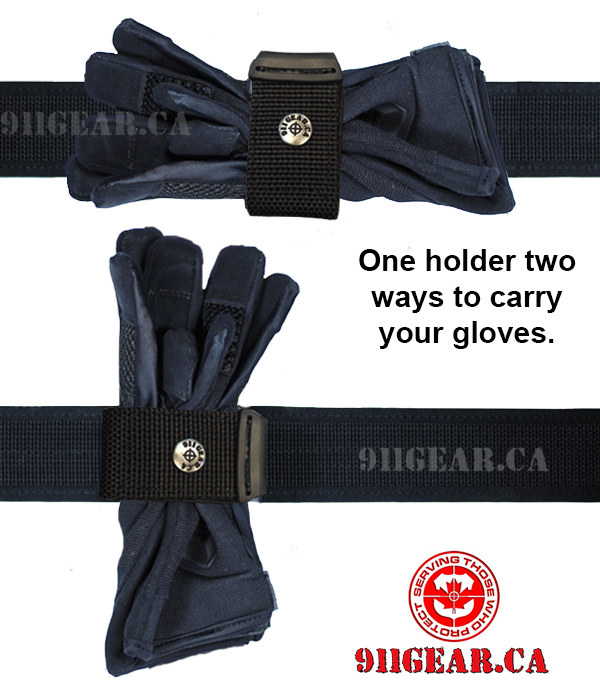 Duty Belt Glove Holder