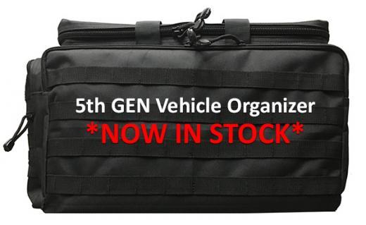 5th Gen Duty Bag Vehicle Organizer
