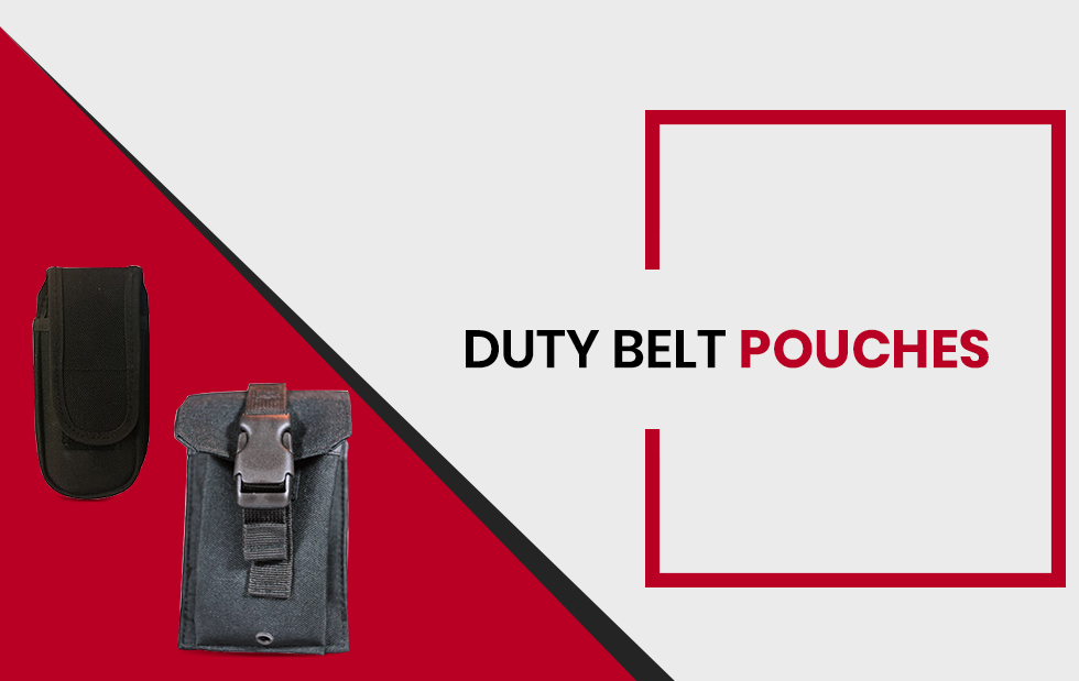 Duty Belt Pouches: A Must-Have for Law Enforcement Personnel