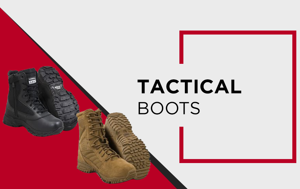 A Guide to Buy Best Tactical Boots
