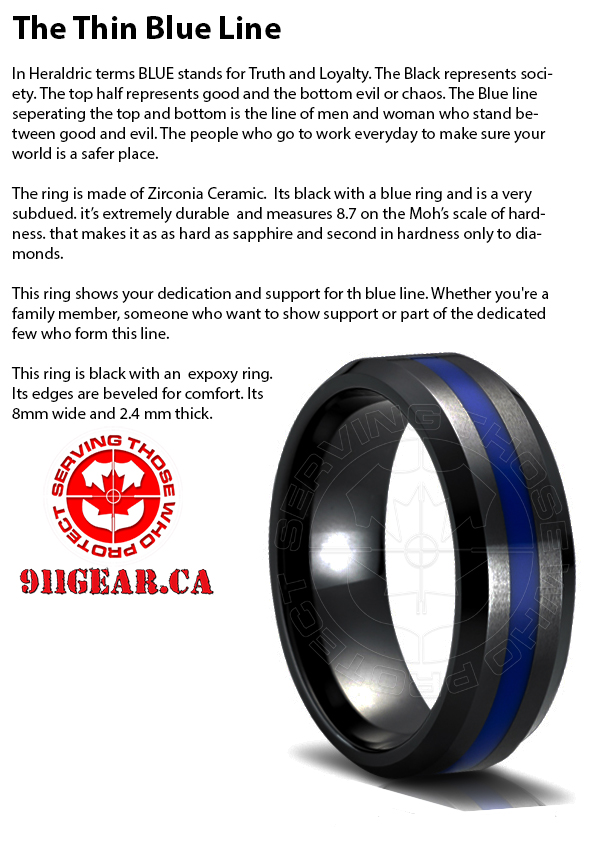 1.5 inch EMS Duty belt  available at 911gear.ca